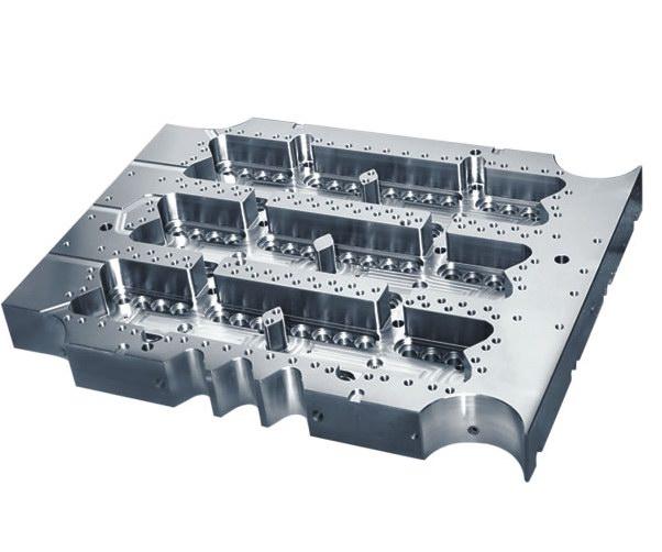 热半模型腔板架