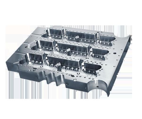 苏州热半模型腔板架