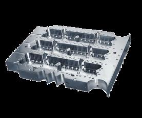 江苏热半模型腔板架