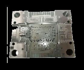 江苏塑胶模架